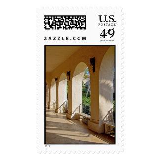 El Prado Postage Stamp