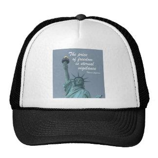 El precio de la libertad… gorro