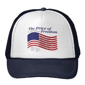 El precio del gorra de la libertad