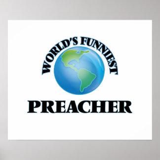 El predicador más divertido del mundo posters