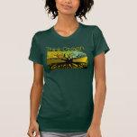 El PREMIO del TBA Ganador-Piensa el verde Camisetas