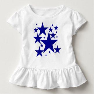 ¡El premio hoy mejor! Volante de la estrella azul Playera De Niño