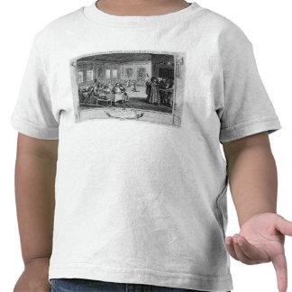 El Prentice industrioso crecido rico Camisetas