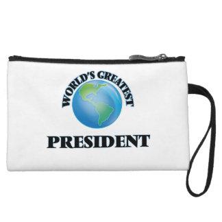 El presidente más grande del mundo
