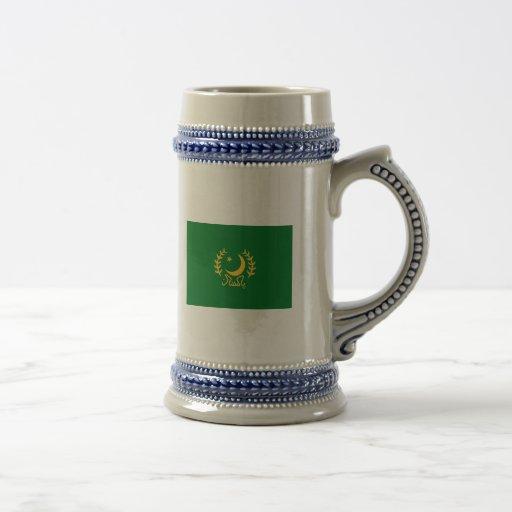 el presidente Paquistán, Paquistán Jarra De Cerveza
