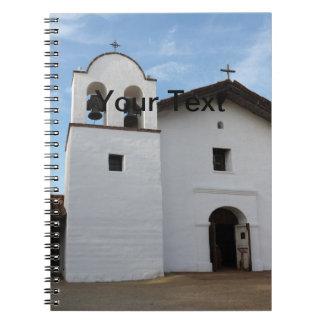 El Presidio de Santa Barbara Notebook