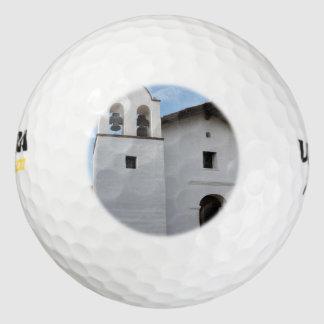 EL Presidio de Santa Barbara Pack De Pelotas De Golf
