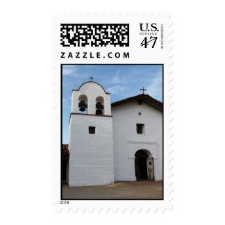 EL Presidio de Santa Barbara Sellos Postales
