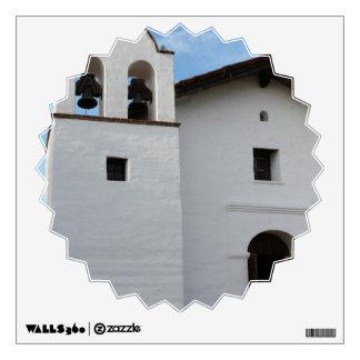 El Presidio de Santa Barbara Wall Decal