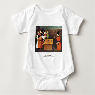 El prestidigitador. Por Hieronymus Bosch Camiseta