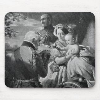 El primer de mayo de 1851, grabado por Werner Alfombrillas De Ratones