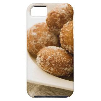 El primer de una bandeja de un azúcar cocido iPhone 5 carcasa