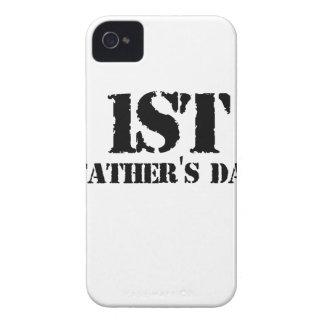 El primer día de padre iPhone 4 cárcasas