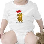 El primer navidad del bebé trajes de bebé