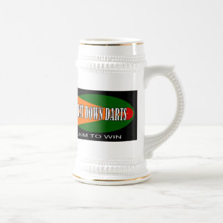 El primer plumón lanza a Stein Jarra De Cerveza
