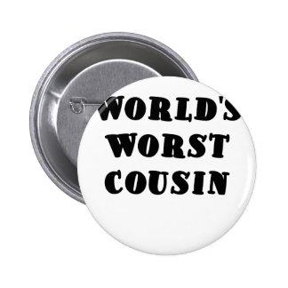 El primo peor de los mundos pins