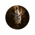 El principal arte africano del Moorish Relojes