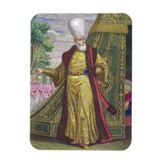 El principal Janissary, de los 'd'estampes de Recu Imanes De Vinilo