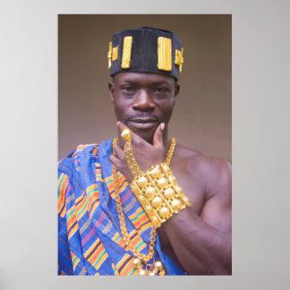 El príncipe africano impresiones