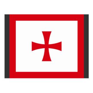 el príncipe Bishopric Montenegro, Montenegro Postales