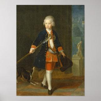 El Príncipe heredero Frederick II Póster