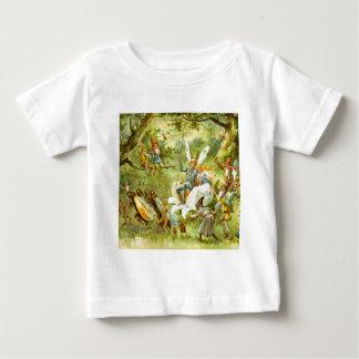 El príncipe y el Thumbelina de hadas Tshirts
