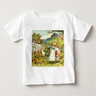 El príncipe y el Thumbelina de hadas T-shirt