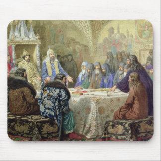 El principio de la disidencia de la iglesia en Rus Tapete De Ratón