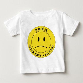 El PRISIONERO DE GUERRA nunca tiene Niza un día T Shirt
