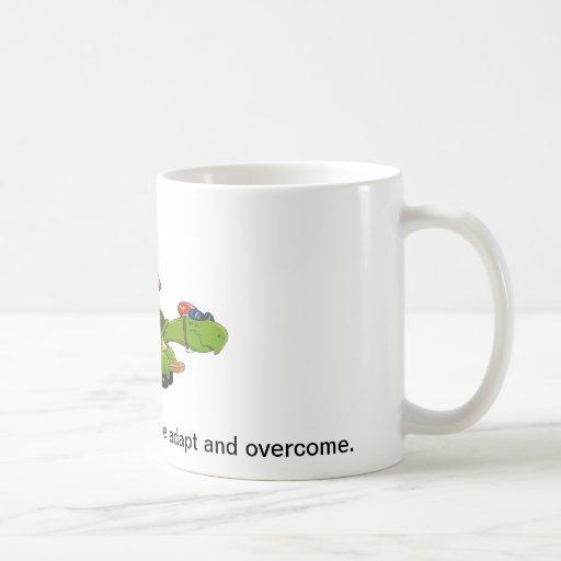 El problema limitado poderoso de la taza de café