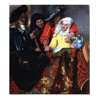 El Procuress de Juan Vermeer Arte Con Fotos