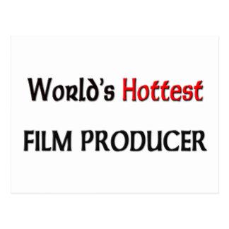 El productor cinematográfico más caliente de los postales