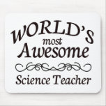 El profesor de ciencias más impresionante del mund tapetes de ratones