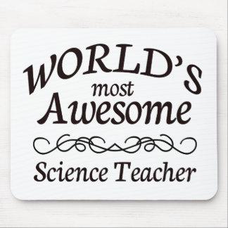 El profesor de ciencias más impresionante del mund tapete de raton