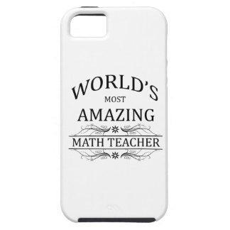 El profesor de la matemáticas más asombroso del funda para iPhone SE/5/5s