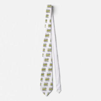 El profesor de la música más divertido del mundo corbata personalizada