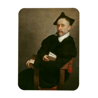 "El ""profesor de Titian"", C. 1575 Imanes Rectangulares"