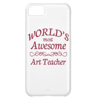 El profesor del arte más impresionante del mundo carcasa iPhone 5C