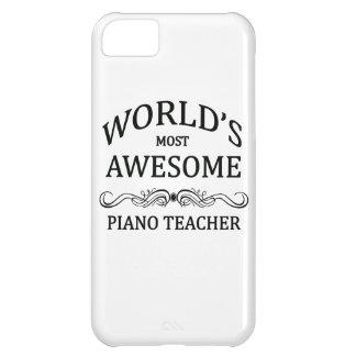 El profesor del piano más impresionante del mundo carcasa para iPhone 5C