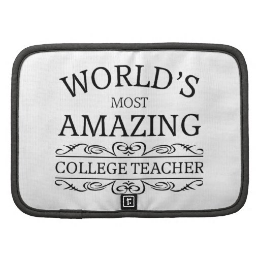 El profesor más asombroso de la universidad del mu planificadores