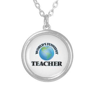 El profesor más divertido del mundo joyeria personalizada