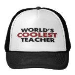 El profesor más fresco de los mundos gorros
