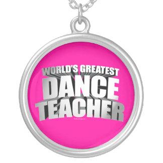 El profesor más grande de la danza del mundo colgante redondo