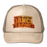 El profesor más grande de la danza del mundo gorras