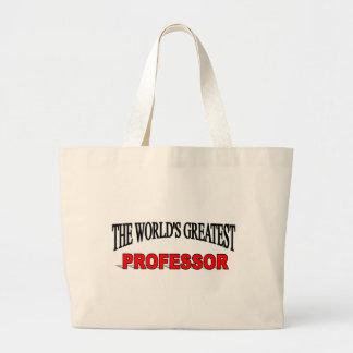 El profesor más grande del mundo bolsas