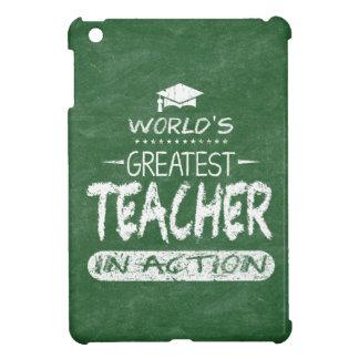 El profesor más grande del mundo en la acción