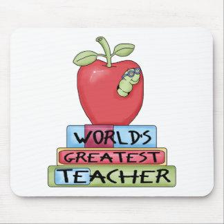 El profesor más grande Mousepad del mundo
