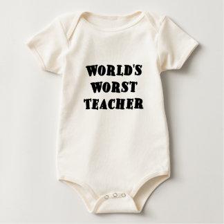 El profesor peor de los mundos enterito