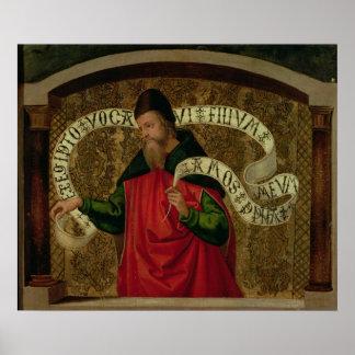 El profeta Amos, 1535 Impresiones