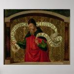 El profeta Amos, 1535 Póster
